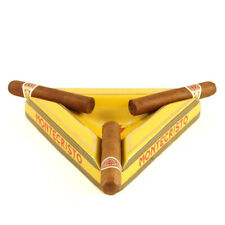 "Stunning Triangle Montecristo Cigar Ashtray Home "" Kitchen"