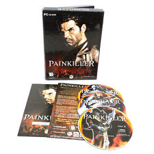 Painkiller Special Edition for PC CD-ROM by DreamCatcher, 2004