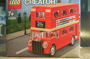 lego Creator 40220 London Bus Kleines Modell - Neu