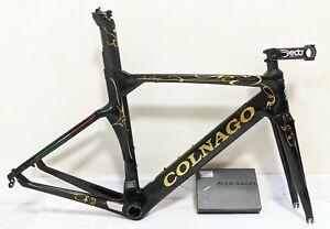 Colnago Concept Art Decor 48s (53cm) Aero Carbon Road Frame Mint