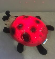twilight ladybug Cloud B light up  stars moon red blue green  *scuffed*