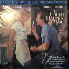 It Could Happen To You / Widescreen -  Laserdisc Buy 6 for free shipping