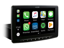"""ALPINE iLX-F903D 9"""" Halo9 USB, SiRi, APPLE AND ANDROID COMPATIBLE, 1DIN SIZE NEW"""