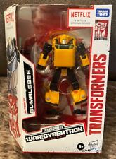 Bumblebee Transformers Siege War Cybertron NETFLIX Walmart Exclusive