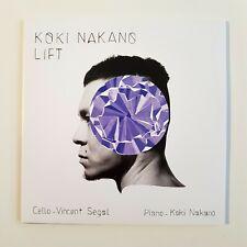 KOKI NAKANO & VINCENT SEGAL : LIFT  ♦ CD Album Promo ♦