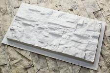 • 15 plastic molds SPARTA for concrete veneer or plaster wall stone tiles