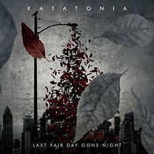 KATATONIA - LAST FAIR DEAL GONE DOWN   CD+DVD NEW+