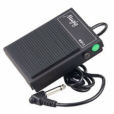Mugig Sustain Pedal MSP-2 Universal Foot Pedal for Keyboard Digital Piano Foot P
