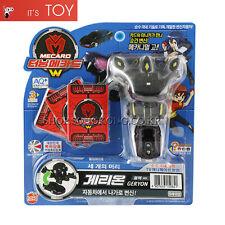 Turning Mecard W GERYON Black Transformer Transforming Robot Car Toy Sonokong