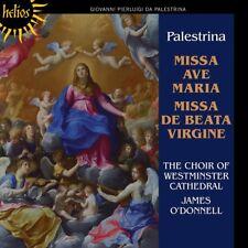 James O'Donnell - Palestrina: Missa Ave Maria; Missa Beata Virgine