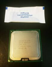 CPU 775 CORE DUO E8500 3.1 GHZ  SOCKET LGA INTEL PROCESSORE PROZESSOR X2
