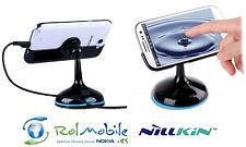 Soporte Ventosa Nilkin para Samsung Galaxy Note 2 N7100 Stand Black
