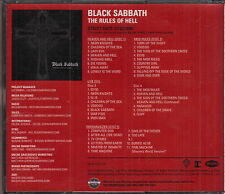 black sabbath limited edition 5x cd