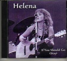 (DF783) Helena, If You Should Go (Stay) - 2003 DJ CD