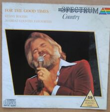 Kenny Rogers-for the Good Times-CD