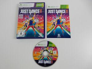 Just Dance 2018 für Microsoft Xbox 360 - Kinect - CIB - Komplett !