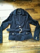 Womens black jacket size 12 from Jane Norman