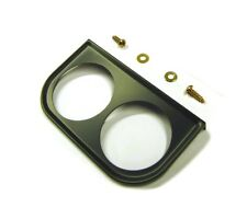 Twin Gauge Mounting Bracket,for 52mm Oil, Water, and Turbo Gauges Etc (048)