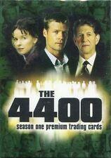 The 4400 Season 1 Mini Master Set Base & 3 Chase Sets