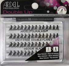 Ardell Duralash Double Individuals knot-free Medium Black (56 Lashes) 61485