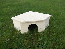 Guinea Pig/ Small Rabbit House/ Shelter/ Corner/ 13'' x 13'' x 6''