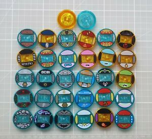 LEGO Dimensions 18603 Toy Tag 4x4x2/3 Disk for XBox/Playstation/Wii U NEW UNUSED