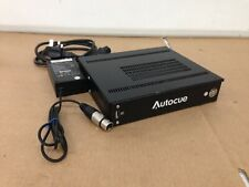 Autocue QBox IP-QBOX-VIALN, teleprompting prompting box autocue, fully tested