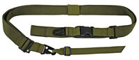Tactical Rifle Sling - OD Green Web - New - Free Shipping!