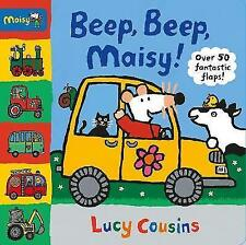 Beep, Beep, Maisy!, Lucy Cousins , Acceptable, FAST Delivery