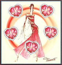 2003 FRANCE BLOC N°54** BF Torrente, Saint Valentin, Coeur,  TB, sheet MNH