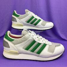 vintage adidas ZX 700 ORIGINALS White Green Celtics Jets shoe Trefoil 44.5 10.5