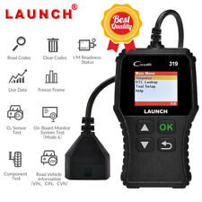 Launch CR319 as CR3001 OBD2 Scanner Code Reader DTC Lookup DIYer Diagnostic Tool