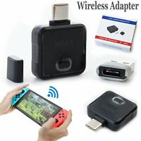 Wireless Bluetooth Type-C Audio Transmitter USB Adapter for Nintendo Switch PS4