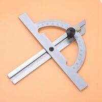 Strumento del righello dell'angolo goniometro regolabile in acciaio al carbonio