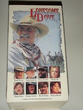 Lonesome Dove VHS New Sealed In Box # CF8371 ( 4 VHS Tapes )