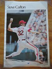 78 CrossWinds Corp STEVE CARLTON Philadelphia Phillies SPORTS ILLUSTRATED Poster