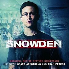 ADAM PETERS/CRAIG ARMSTRONG - SNOWDEN [ORIGINAL MOTION PICTURE SOUNDTRACK] NEW C