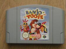 Nintendo 64 Game * BANJO TOOIE * Retro Rare N64 Game Quick Dispatch