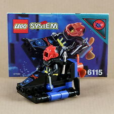 Lego Aquasharks 6115 Shark Scout - Aquashark Dart with instruction