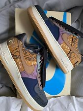 Nike Air Force 1 Travis Scott UK 8 US 9 BNIB AUTHENTIC 🔥