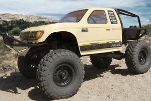 Axial Racing 1/10 Electric SCX10 II Trail Honcho RTR 4WD w/ TTX200 AX90059