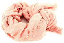 ESPRIT Châle Solid Stripe Scarf Nude