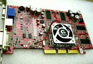 GIGABYTE ATI Radeon 9000 PRO 64MB 128bit AGP