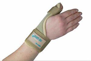Medical Thumb Wrist Hand Spica Splint Support Brace Stabiliser Arthritis