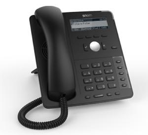 Snom D715 Gigabit VoIP Phone - POE