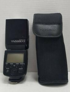 Yongnuo Digital Speedlite YN568EXII Flash