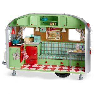 American Girl Maryellen Airstream Camper NIB
