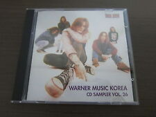 SKID ROW COVER And Voice Message Korea Promo CD 1995 (Va Compilation)