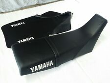 YAMAHA XT225 1989 TO 2007 MODEL REPLACEMENT SEAT COVER(black) and STRAP (Y133)