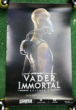 Sdcc 2019 Star Wars Vylip Vader Immortal 11x17 poster